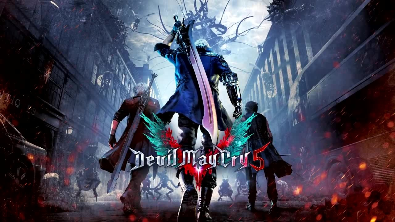 DEVIL MAY CRY GAMES RANKED – THE 12TH-DIMENSION