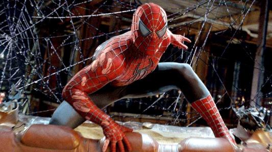 Image result for sam raimi spider man