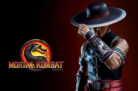 Image result for kung lao mortal kombat