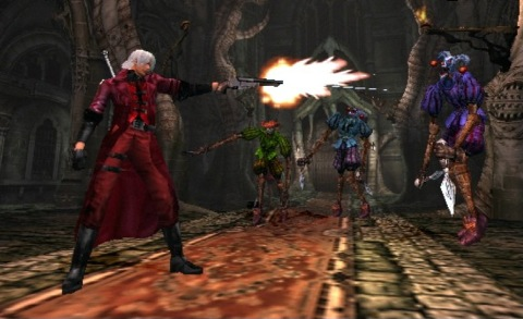Image result for devil may cry marionette